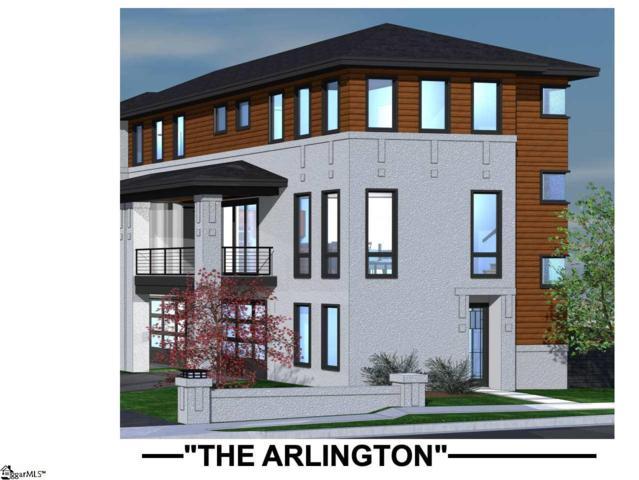 12 S Calhoun Street Lot 8, Greenville, SC 29601 (#1393538) :: The Haro Group of Keller Williams