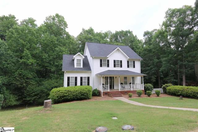 218 Squires Creek Road, Simpsonville, SC 29681 (#1393638) :: Hamilton & Co. of Keller Williams Greenville Upstate