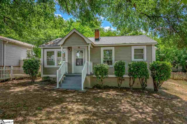 19 Brookdale Avenue, Greenville, SC 29607 (#1393672) :: Coldwell Banker Caine