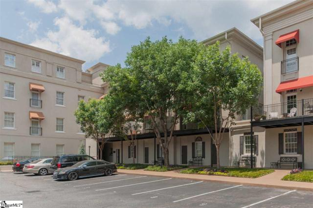 100 W Court Street Unit 2-H, Greenville, SC 29601 (#1393695) :: The Haro Group of Keller Williams