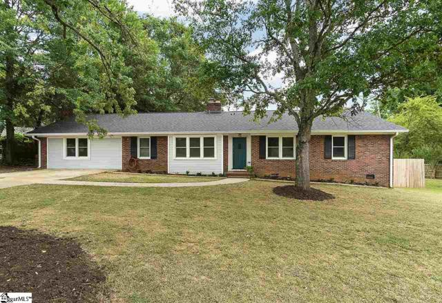122 Holgate Drive, Greenville, SC 29615 (#1393976) :: The Toates Team