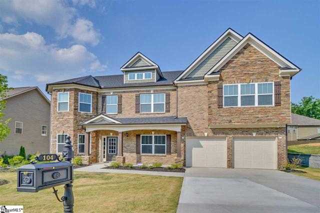 104 Palm Springs Way, Simpsonville, SC 29681 (#1394007) :: The Toates Team