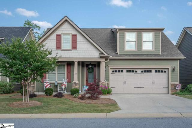 347 Belle Oaks Drive, Simpsonville, SC 29680 (#1394042) :: Hamilton & Co. of Keller Williams Greenville Upstate