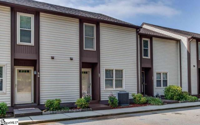 3210 Bethel Road Unit 57, Simpsonville, SC 29681 (#1394137) :: Coldwell Banker Caine