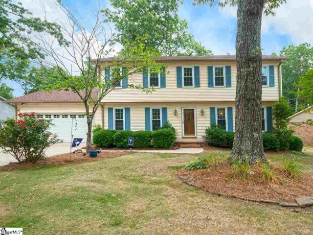 604 Hedgewood Terrace, Greer, SC 29650 (#1394190) :: J. Michael Manley Team