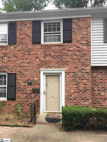815 Edwards Road Unit 14, Greenville, SC 29615 (#1394302) :: Coldwell Banker Caine