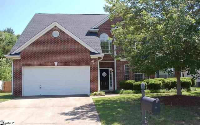 313 Oakboro Lane, Simpsonville, SC 29680 (#1394508) :: Hamilton & Co. of Keller Williams Greenville Upstate