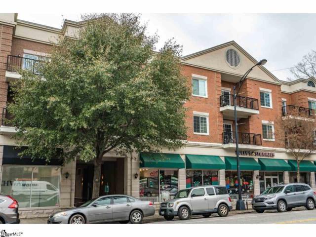 10 E Washington Street Unit 3G, Greenville, SC 29601 (#1394521) :: The Toates Team