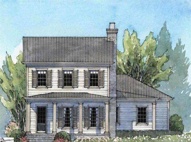 110 Odell Street (Lot 52), Greenville, SC 29615 (MLS #1394815) :: Resource Realty Group