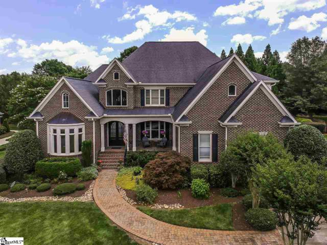 9 Summerhall Glen Lane, Simpsonville, SC 29681 (#1394850) :: Hamilton & Co. of Keller Williams Greenville Upstate