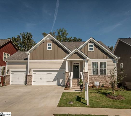 744 Lockhurst Drive Lot 74, Simpsonville, SC 29681 (#1394855) :: Hamilton & Co. of Keller Williams Greenville Upstate