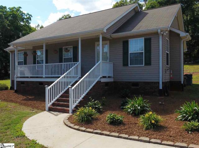 105 Parkins Lane, Liberty, SC 29657 (#1394892) :: Hamilton & Co. of Keller Williams Greenville Upstate