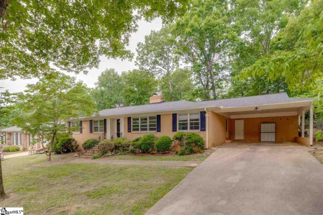 6 Wayne Drive, Taylors, SC 29687 (#1394929) :: Hamilton & Co. of Keller Williams Greenville Upstate