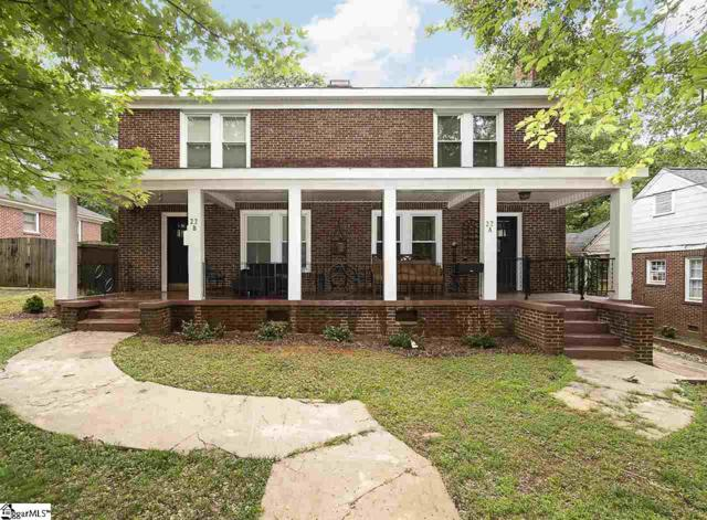 22 Jones Avenue, Greenville, SC 29601 (#1394978) :: The Toates Team