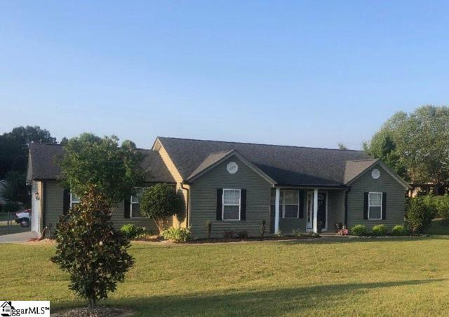 3865 Camp Road, Greer, SC 29651 (#1394990) :: The Toates Team