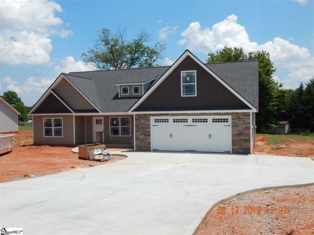 1467 Ballenger Road Lot# 14, Wellford, SC 29385 (#1395088) :: Hamilton & Co. of Keller Williams Greenville Upstate