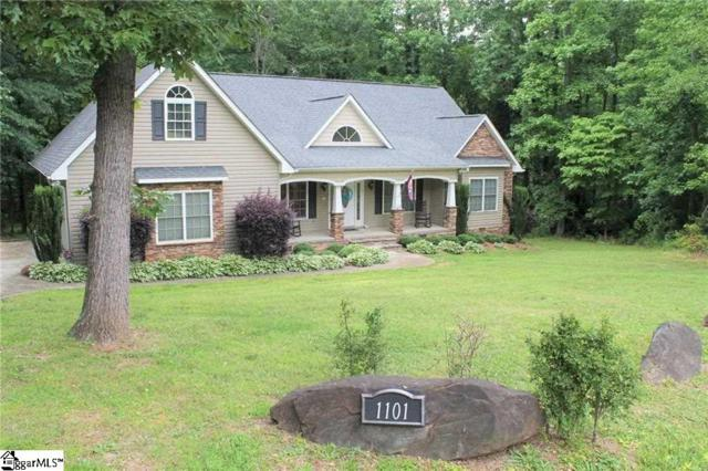 1101 Brookhollow Road, Anderson, SC 29621 (#1395227) :: The Haro Group of Keller Williams