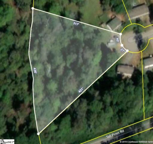 20 Barnhart Lane, Fountain Inn, SC 29644 (#1395239) :: Coldwell Banker Caine