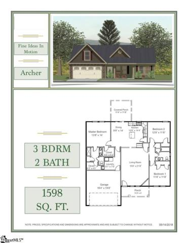 1 Orchard Crest Court, Greer, SC 29651 (#1395430) :: The Toates Team