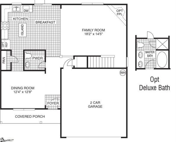 233 Addlestone Circle, Fountain Inn, SC 29644 (#1395467) :: Connie Rice and Partners