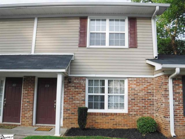 113 Silver Brook Drive, Simpsonville, SC 29681 (#1395514) :: Coldwell Banker Caine
