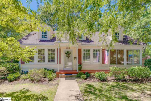 222 Grove Road, Greenville, SC 29605 (#1395544) :: Connie Rice and Partners
