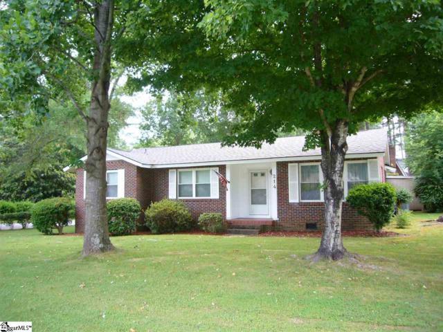 214 Fernwood Drive, Spartanburg, SC 29307 (#1395591) :: J. Michael Manley Team
