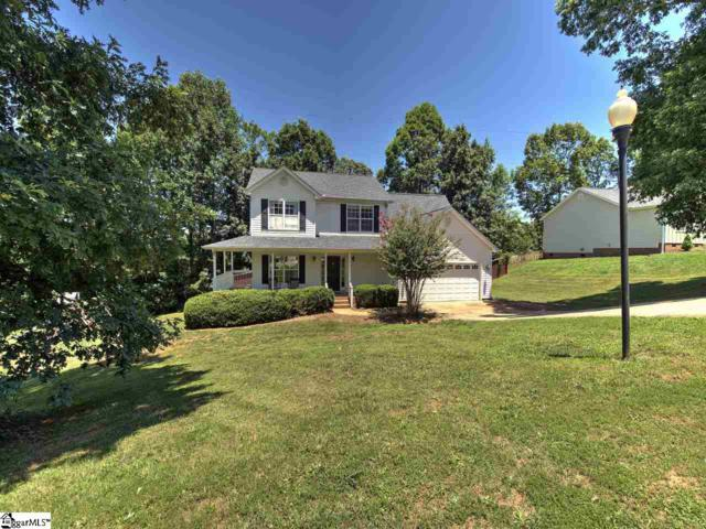 110 Spindleback Way, Greer, SC 29651 (#1395596) :: Connie Rice and Partners