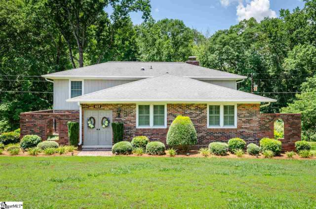 107 Blue Barker Road, Honea Path, SC 29654 (MLS #1395597) :: Resource Realty Group