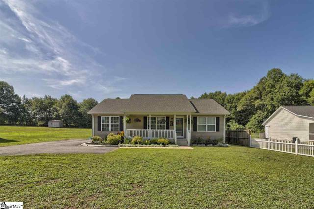 804 Clark Road, Inman, SC 29349 (#1395636) :: Connie Rice and Partners