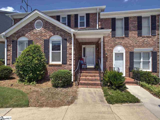 2808 E North Street #23, Greenville, SC 29615 (#1395657) :: J. Michael Manley Team