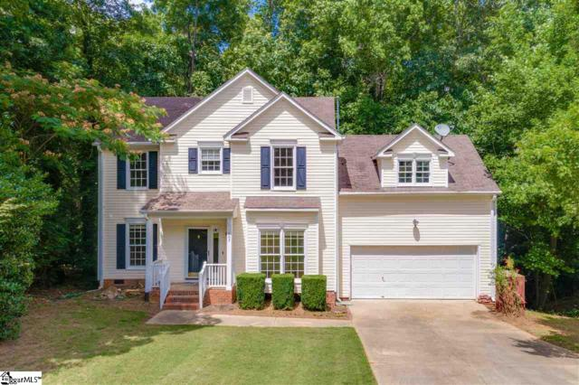 402 Wild Horse Creek Drive, Simpsonville, SC 29680 (#1395683) :: Hamilton & Co. of Keller Williams Greenville Upstate