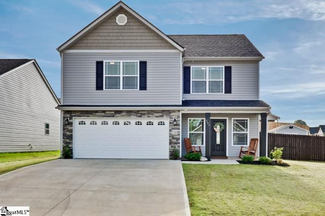 537 Thomas Edwards Lane, Greer, SC 29651 (#1395697) :: Connie Rice and Partners