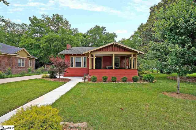 115 Perry Road, Greenville, SC 29609 (#1395752) :: RE/MAX RESULTS