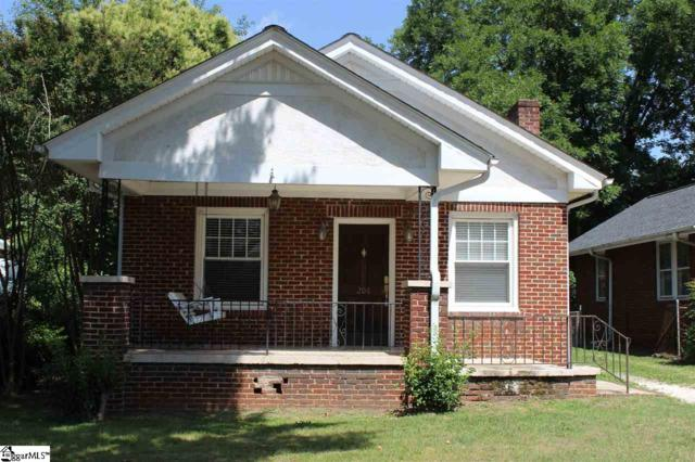 206 Brookdale Avenue, Greenville, SC 29607 (#1395795) :: Coldwell Banker Caine