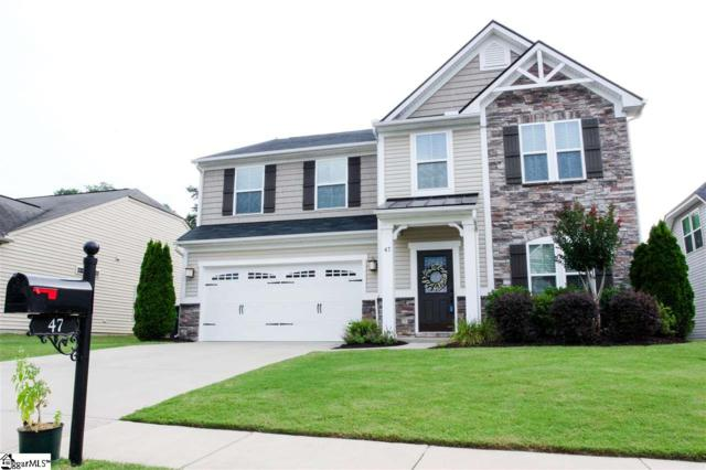 47 Chapel Hill Lane, Simpsonville, SC 29681 (#1395802) :: The Toates Team