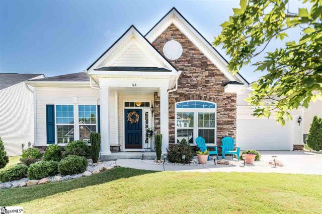 50 Barlow Court, Simpsonville, SC 29681 (#1395803) :: The Toates Team