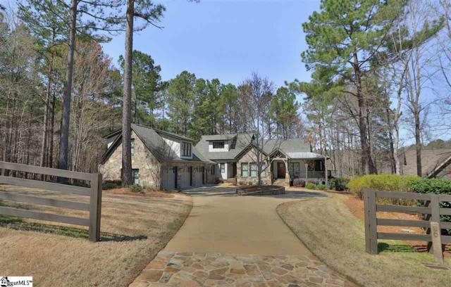 115 Belle Oaks Court, Six Mile, SC 29682 (#1395942) :: Connie Rice and Partners