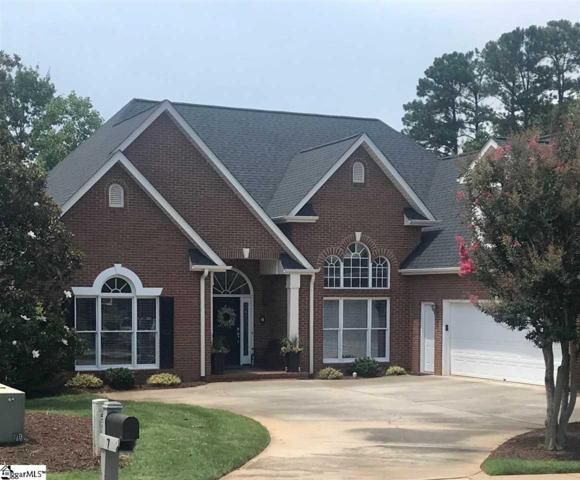 7 Craigmiller Place, Greer, SC 29650 (#1396070) :: The Toates Team