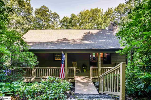 603 Cliff Ridge Drive, Cleveland, SC 29635 (#1396088) :: The Toates Team