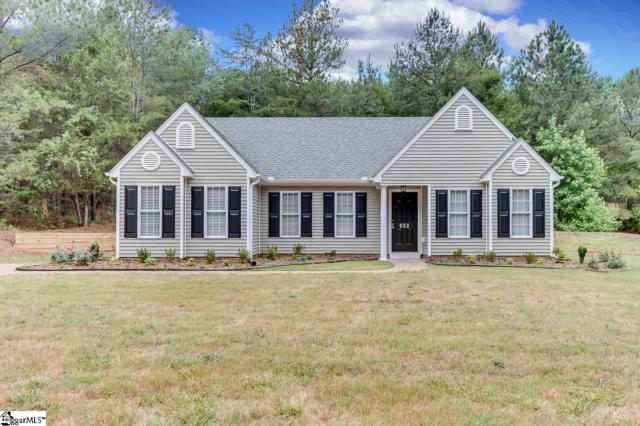 652 Mill Street Extension, Williamston, SC 29697 (#1396134) :: Hamilton & Co. of Keller Williams Greenville Upstate