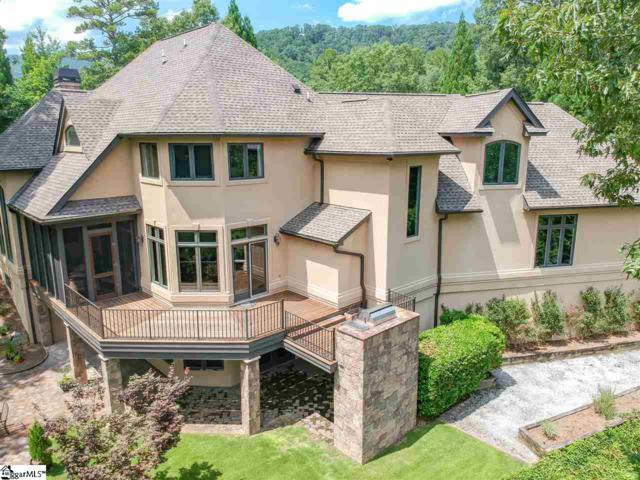 110 Mountain Summit Road, Greenville, SC 29690 (#1396259) :: Hamilton & Co. of Keller Williams Greenville Upstate