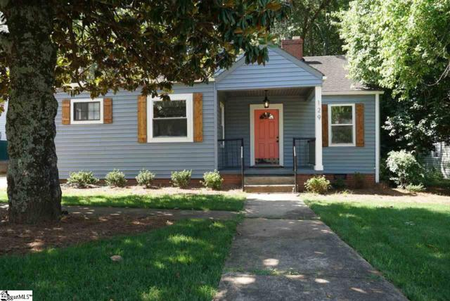 129 Pleasant Ridge Avenue, Greenville, SC 29605 (#1396354) :: The Haro Group of Keller Williams