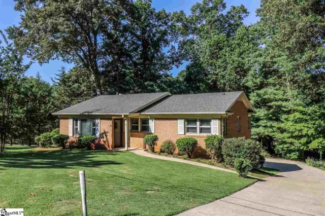 4 Sylvania Drive, Taylors, SC 29687 (#1396383) :: Hamilton & Co. of Keller Williams Greenville Upstate