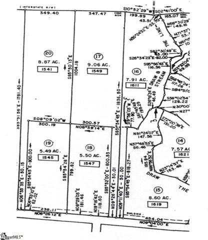 Price House Road, Roebuck, SC 29376 (#1396613) :: J. Michael Manley Team