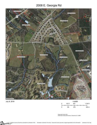 2008 E Georgia Road, Simpsonville, SC 29681 (#1396646) :: J. Michael Manley Team