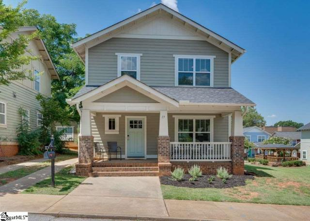17 Haynie Street, Greenville, SC 29605 (#1396656) :: Coldwell Banker Caine