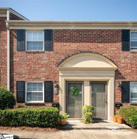 2530 E North Street Unit 11-E, Greenville, SC 29615 (#1396740) :: Connie Rice and Partners
