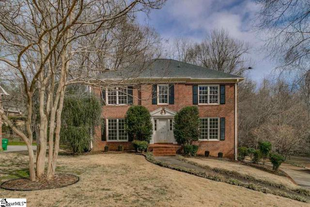 407 Hunting Hill Circle, Greer, SC 29650 (#1396749) :: The Toates Team