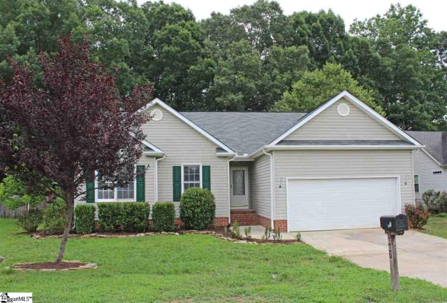 607 Lake Lennox Drive, Simpsonville, SC 29681 (#1396765) :: Coldwell Banker Caine